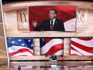 Asian-American Delegates 'Disappointed' After Cruz's Non-Endorsement of Trump
