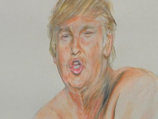 OutFront: Controversial Painter of Nude Trump Portrait Talks Art, Genitalia