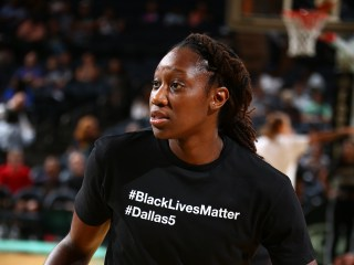 WNBA Fines 3 Teams and Players for Shirts in Wake of Shootings