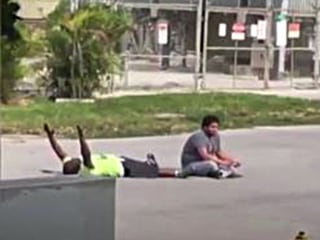 Man's Shooting Leads to Tense Protest in North Miami