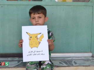 Rescue 'Em All: Activists Use Pokemon Go to Spotlight Syria Kids