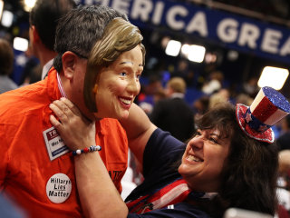 Election Confessions RNC Edition: How Voters Really Feel About 2016