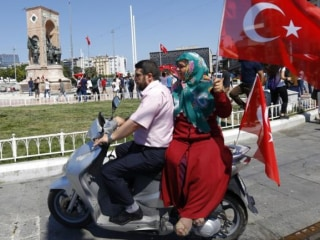 Women Are Silenced in Turkey's Post-Coup Crackdown