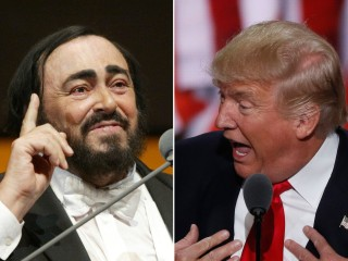 Pavarotti Widow Tells Trump to Stop Using 'Nessun Dorma' in Campaign