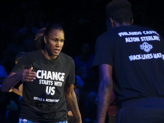 WNBA Stars Angered Over League Fines for 'Black Lives Matter' Protest