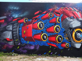 Latino Muralist Man One's List of 8 Graffiti Artists to Follow