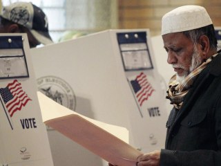 How Trump Nod Could Cause Record Muslim-American Voter Turnout