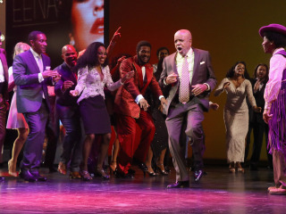 Mo' 'Motown': Berry Gordy Bio-Musical Back on Broadway
