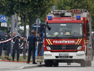 Munich Shooting Probably Not  Linked to ISIS, Police Chief Says