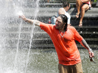 Heat Dome Lingers in U.S., Puts 110 Million Under Sweltering Temps