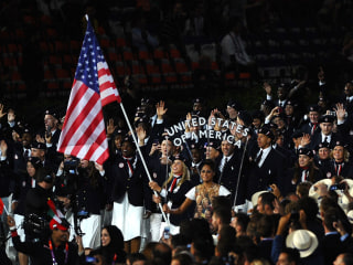 U.S. Sending 555 Athletes to Rio Olympics, Largest of Any Nation