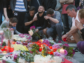 Munich Shooting Witness Thought 'This Is It' as He Comforted Dying Boy