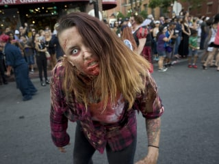 Comic-Con's Zombie Walk Returns After Hit-and-Run