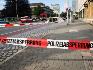 Syrian Asylum Seeker Kills One, Wounds Two in German Machete Attack: Police