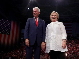 The Clintons Are Back — Not That They Really Ever Went Away