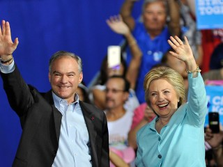 Democratic VP Nominee Tim Kaine: 'I'm a Utility Player'