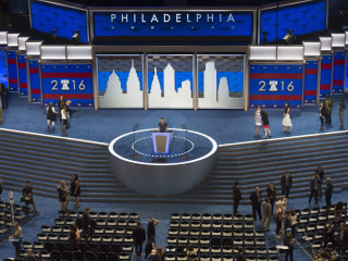 Turmoil Greets Democratic Convention but 3 Latino Delegates Look Ahead