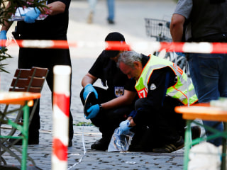 Ansbach Suicide Bomber Had Pledged Allegiance to ISIS: Official