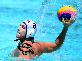 Our Latino U.S. Olympians: Water Polo Player Tony Azevedo