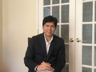 Dem Convention: Speaker Kevin de Leon Touts Immigration as Key Issue