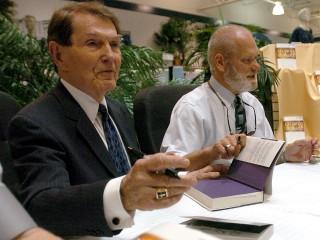 'Left Behind' Co-Author Tim LaHaye, Leading Voice of Evangelicalism, Dies