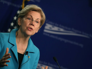 Elizabeth Warren Demands Answers on Trump's DC Hotel Lease