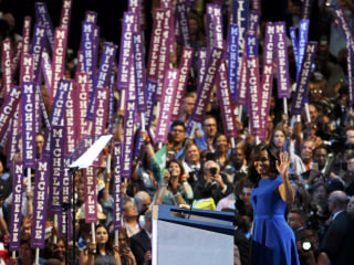 First Read's Morning Clips: Michelle Obama's Big Speech