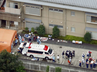 19 Killed, 25 Injured in Japan Stabbing Spree