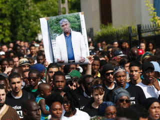 Black Lives Matter Movement Resonates in France