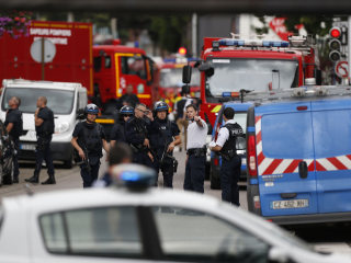 Priest Killed in During Hostage Drama at Church in France