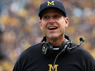 "Jim Harbaugh on Rap, ""Only Uptight White People Didn't Like It"""