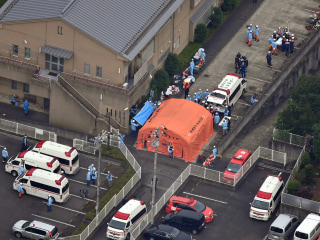 Mass Killing at Care Center for Disabled Shocks Japan