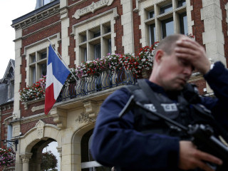 Grisly Church Killing Shakes France