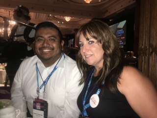Convention Notes: 'We're Not in Disarray,' Say These Latino Dems