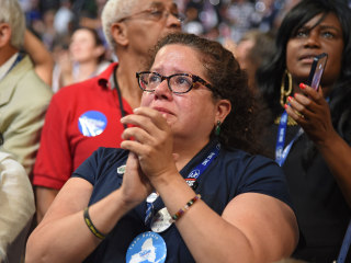 2016 Conventions: Democrats Push Unity in Philadelphia