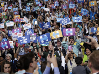 Latino Delegates on Clinton Nomination: 'Historic'