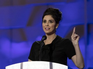 Sarah Silverman's Twitter Hacked After DNC Speech