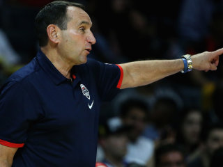 Coach K: Team USA is Having Too Much Fun, Needs to Tone it Down
