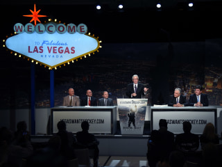 Report: Las Vegas Also in Contention for 2017 NBA All-Star Game