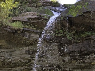 Teen Slips on Wet Rock, Plunges to Death at Waterfall