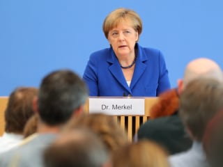 Merkel: Germany Will Still Welcome Refugees Despite Attacks