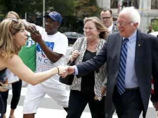 After Early 'Fart-In,' Sanders Fans Consider Future Moves