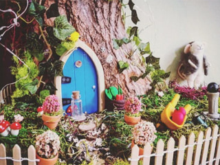 Where Do Fairies Live? Behind These Enchanting Miniature Doors