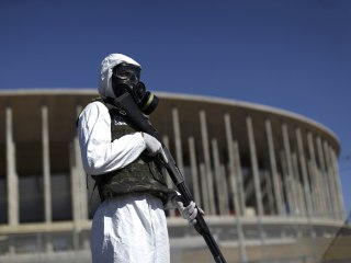 Rio Readies for Worst as Terror Threat Hangs Over Olympics