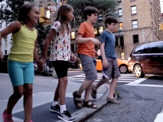 This Catchy Song Might Help Your Child Cross the Street Safely