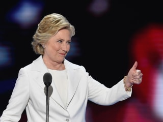 Fact-Checking Hillary Clinton's Speech