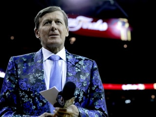Craig Sager to Skip Covering Rio Olympics to Fight Leukemia