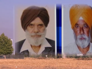 Two Killed Sikh Grandfathers To Be Remembered with Park