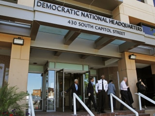 Hack of Democratic Congressional Campaign Committee 'Similar' to DNC Breach