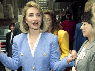 Hillary Clinton's Path From First Lady Through Secretary of State
